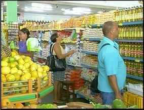 Cesta básica está mais cara em Campos dos Goytacazes, RJ - Segundo pesquisa, a cesta está 14,25% mais cara.Foram analisados cerca de 80 itens.