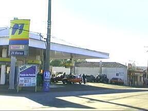 Posto de combustíveis é assaltado em Uruguaiana, RS - Os assaltantes fugiram de moto levando uma quantia em dinheiro.