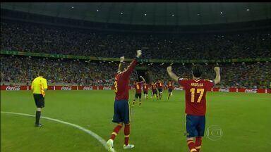 Confronto que vai decidir campeão da Copa das Confederações está definido - Brasil enfrenta Espanha neste domingo.