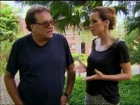 Sem papas na língua, Dennis Carvalho fala a verdade sobre Bárbara Ellen - Diretor comenta a personagem polêmica de Sangue Bom e lembra papéis de Giula Gam