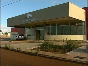 UPA3 nem começou a funcionar e já precisa de reformas - Unidade não tem previsão de abrir as portas para os pacientes.