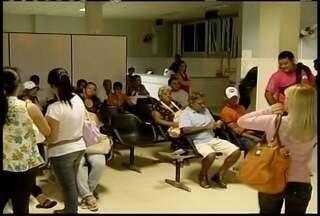 Pacientes reclamam da demora no atendimento no Hospital Universitário - Assessoria do hospital alega aumento da demanda.