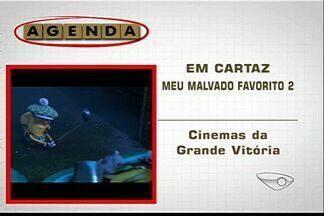 Agenda traz programação cultural no Espírito Santo - Confira a agenda do ESTV 1ª edição.