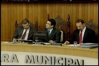 Realizada em Montes Claros a última sessão na Câmara, antes do recesso parlamentar - Vereadores votaram projetos e fizeram uma avalição do primeiro semestre.