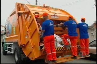 Projeto piloto de coleta seletiva de lixo completa um mês em Mogi das Cruzes - O trabalho começou em cinco bairros e reúne uma série de medidas para incentivar a reciclagem.