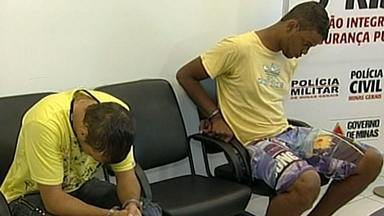 Suspeitos de matar advogado são presos em Uberaba, no Triângulo Mineiro - Vítima foi baleada quando negociava venda de carro.
