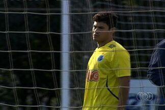 Contra o Atlético-GO, Cruzeiro volta a jogar em casa após mais de um mês - Após 47 dias, equipe celeste volta a atuar no Mineirão, novamente pela Copa do Brasil. Este será o primeiro confronto entre os dois times pela competição.