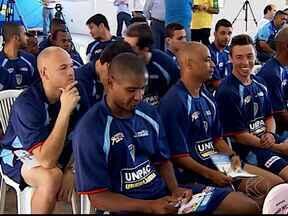 Para 2ª Divisão, Portal de Uberlândia apresenta elenco - Treinamentos começa na terça-feira e equipe de Uberlândia aposta em jogadores experientes. Destaque para Daniel Morais, Rodrigão e Osvaldir