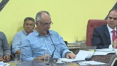 Prefeito de Porto Velho apresenta contas da gestão em audiência pública - A Sessão extraordinária aconteceu na tarde desta segunda-feira (8). Ele apresentou contas do que foi realizado em seu tempo de gestão a frente da prefeitura da capital.