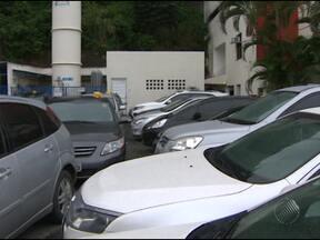 Dois carros são roubados dentro de estacionamento de hospital em Salvador - Os veículos eram de propriedade de dois médicos que trabalham no local.