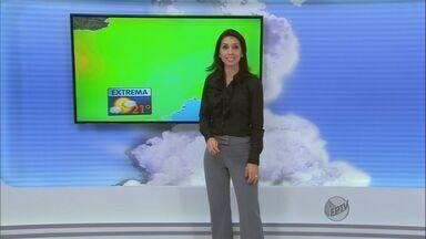 Confira a Previsão do tempo no Sul de Minas - Confira a Previsão do tempo no Sul de Minas para essa quarta-feira (10)