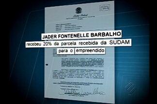 Justiça condena senador Jader Barbalho por apropriação ilícita de verbas públicas - Jader foi condenado a devolver mais de R$ 2,2 milhões aos cofres públicos.