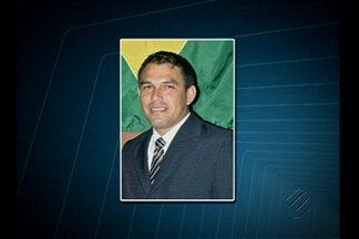 Corpo de vereador que morreu em acidente de carro é velado em São João de Pirabas - Vereador Eden Cruz, de 27 anos, e o primo morreram num acidente de carro na última segunda-feira (8) na PA-124.