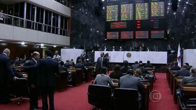 Deputados aprovam fim do voto secreto na ALMG - A votação foi em segundo turno
