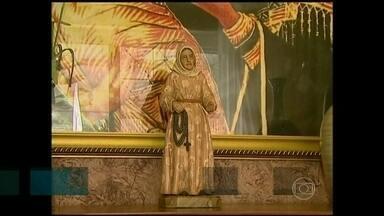 Nhá Xica já foi beatificada pelo Vaticano - Com a devoção socializada, outros milagres da brasileira devem aparecer