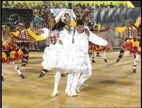 Quadrilhas campeãs do Arraiá da Capital se apresentam em Palmas - Quadrilhas campeãs do Arraiá da Capital se apresentam em Palmas