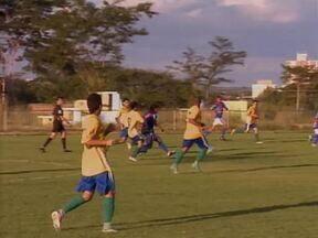 Com goleada, Piauí bate Picos e está a um empate de ser campeão Sub-19 - Rubro-anis dominam primeira partida e ampliam chances de título; Na volta, Picos precisa vencer no tempo normal e prorrogação para reverter situação
