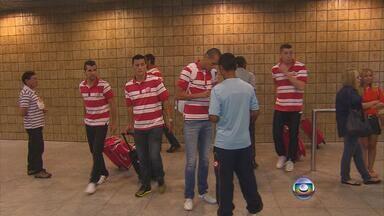 Náutico retorna do Rio de Janeiro com a sexta derrota no Brasileirão - Time perde para o Botafogo por 2 a 0