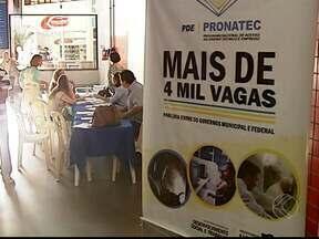 Prefeitura de Uberlândia abre vagas em cursos do Pronatec - Interessados podem se inscrever até dia 23 de julho. São oferecidas mais de 400 vagas.