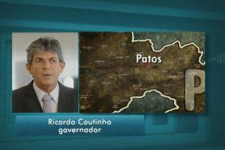 Ricardo Coutinho nega que dinheiro do Jampa Digital tenha sido usado em sua campanha - O governador afirmou que não houve irregularidades no processo de licitação do Jampa Digital.