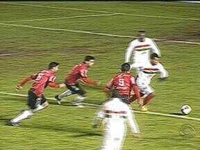 Brasil-Pel conquista o título da Divisão de Acesso do Gauchão - Time enfrentou o São Paulo-RG.