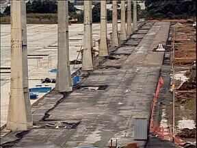 Aeroporto Afonso Pena passa por reformas - Obras não devem alterar a rotina dos passageiros.