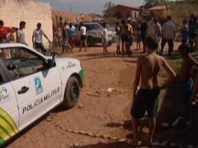 Quatro pessoas morrem de forma violenta nas últimas 24h em Teresina - Quatro pessoas morrem de forma violenta nas últimas 24h em Teresina