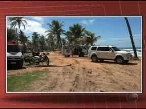 Adolescente desaparece no mar da Praia do Flamengo no domingo, em Salvador - Corpo do jovem ainda não foi localizado pela Salvamar.