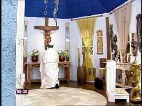 Papa Francisco no Mais Você? Ana Maria mostra imagens da capela - Apresentadora enfatiza que hoje o Papa está de folga antes da JMJ