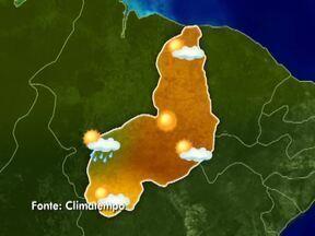 Confira a previsão do tempo para essa semana em todo o Piauí - Confira a previsão do tempo para essa semana em todo o Piauí