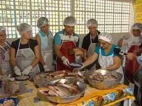Produtores de peixe de Demerval Lobão participaram do Dia do Piscicultor com programação - Produtores de peixe de Demerval Lobão participaram do Dia do Piscicultor com programação