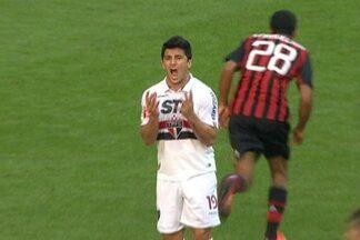São Paulo perde para o Milan e deixa Munique sem fazer gols - Já são seis jogos sem balançar as redes dos adversários