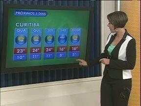 Previsão do tempo - A próxima onda de frio já está prevista.