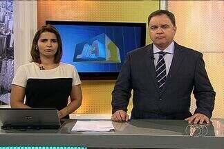 Confira os destaques do Jornal Anhanguera 1ª Edição - Confira imagens exclusivas da prisão de uma dupla suspeita de roubo, no Parque Amazônia, nesta terça-feira (6). A polícia perseguiu os homens por ruas movimentadas do setor. Inclusive, houve troca de tiros.