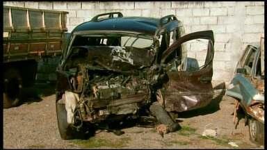 Cento e dez pessoas morrem nas estradas federais de MG em julho - Número de vítimas é 12% maior que no mesmo período do ano passado.