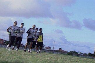 Genivaldo é liberado para voltar aos treinos no Botafogo-PB - Goleiro desfalcou o Belo nas últimas duas rodadas por causa de uma lesão grave na coxa.