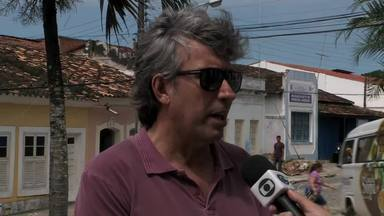 Depois do protesto, rodovia AL 215 é liberada - Secretário de infraestrutura de Marechal Deodoro conversou com a reportagem