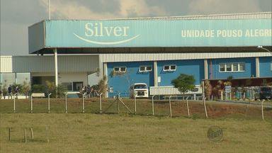 Morre funcionária atropelada em pátio de empresa em Pouso Alegre - Morre funcionária atropelada em pátio de empresa em Pouso Alegre