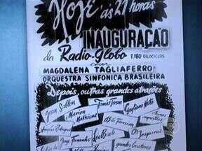 Início da Rádio Globo - Webdoc sobre o início da Rádio Globo com entrevistas exclusivas do Memória Globo.