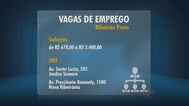 Ribeirão oferece emprego para profissionais com experiência técnica - Posto de Atendimento ao Trabalhador fica localizado na Avenida Santa Luzia, 203.