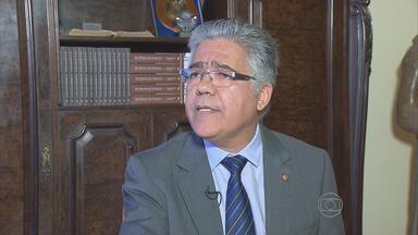 Reitor da UFPE diz que superintendente provisório do HC deve ser anunciado em alguns dias - Só no ano que vem a Empresa Brasileira de Serviços Hospitalares (Ebisser) deve assumir a gestão.