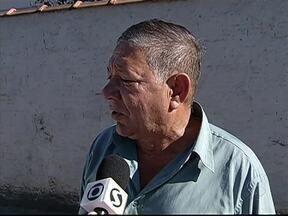 Motorista que atropelou quatro em Porto Real, RJ, conversa com equipe do RJTV - Filho de Sebastião dos Santos encontrou família das vítimas nesta quinta-feira.