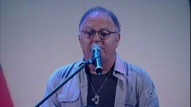 Musical de abertura com Guilherme Arantes - Musical de abertura com Guilherme Arantes
