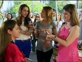 Saiba como fazer a maquiagem de Leila, em Amor à Vida - Personagem de Fernanda Machado arrasa na trama das nove