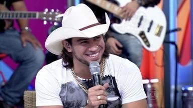 Mariano conta como 'chegava junto' nas meninas - Convidados dão exemplos de cantadas comuns