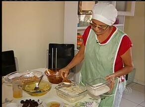A Delícia de Abacaxi é um dos doces do Festival Gastronômico de Taquaruçu - A Delícia de Abacaxi é um dos doces do Festival Gastronômico de Taquaruçu
