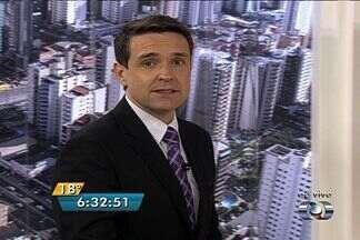 Confira os destaques do Bom Dia Goiás desta terça-feira (20) - Durante paralisação de servidores da Casa de Prisão Provisória (CPP), agentes se recusam a receber mais detentos, que são devolvidos às delegacias.