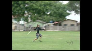 Estudante do Norte do ES vai disputar campeonado brasileiro de dardo - Bernardo Piole tem apenas 14 anos.