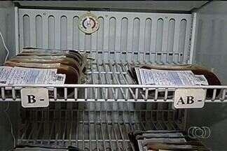 Estoques de sangue baixos preocupam médicos e pacientes em Itumbiara e Anápolis - d