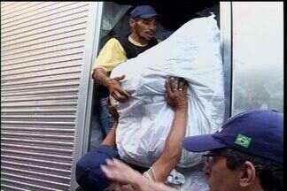 Receita Federal e Polícia Federal fazem operação contra o contrabando no Cariri - Eles apreendem mercadorias ilegais.